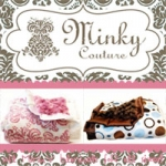 MINKY COUTURE GRAPHIC SMALL FABULOUS VENDORS