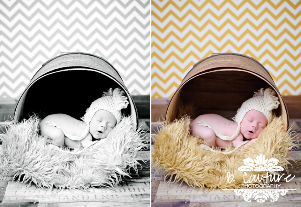 KASE BUCKET Diptych 1 B COUTURE BABY KASE {NEWBORN PHOTOGRAPHER, SAINT GEORGE, UTAH}