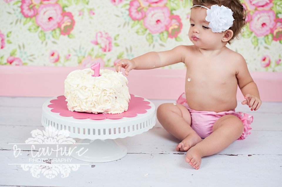 1206HALLIE CROWTHER149 EDIT 2 BIRTHDAY GIRL CAKE SMASH | ST GEORGE UTAH BABY PHOTOGRAPHER