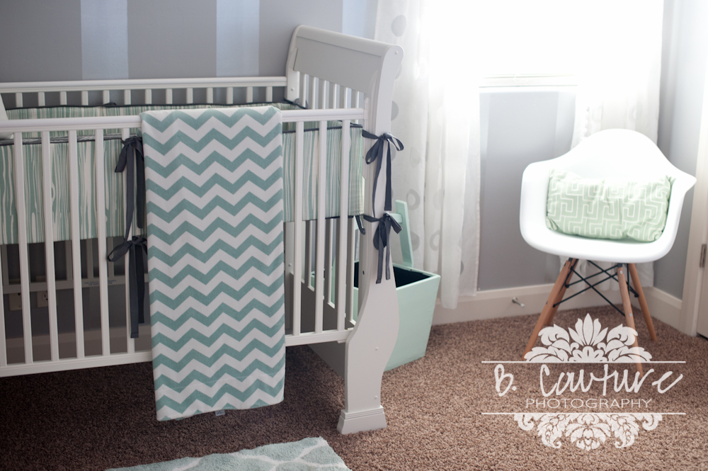 baby boy nursery sneak peak grey and mint arrow themed nursery b