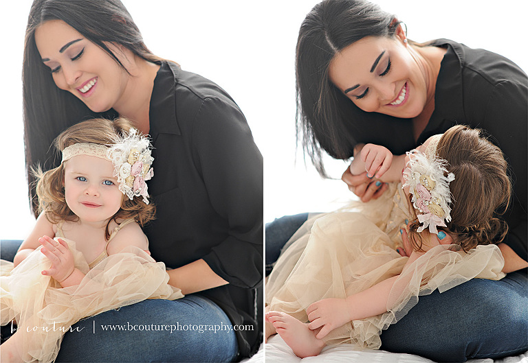 BRIGDETTE AND OLIVIA {B COUTURE}