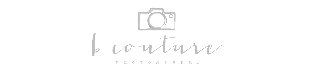 B Couture Photography logo